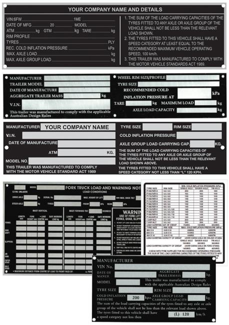 Papillon Nameplates | Metal Nameplates | Name Plates Melbourne