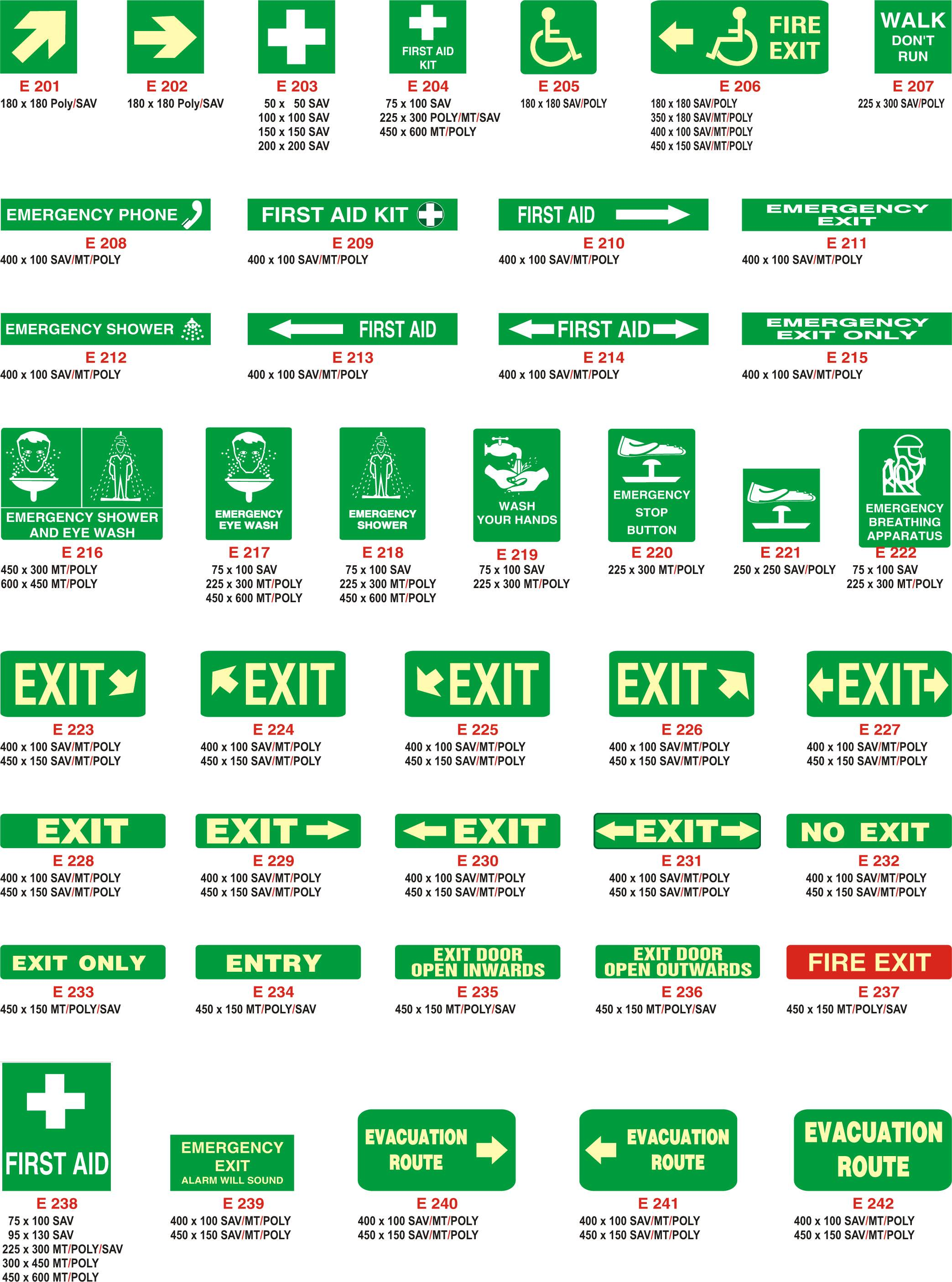Emergency Si... Security Code